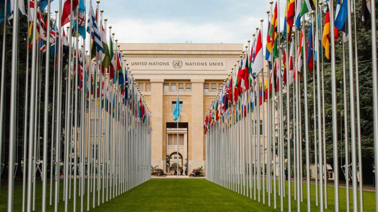 Geneva Summit Russia US