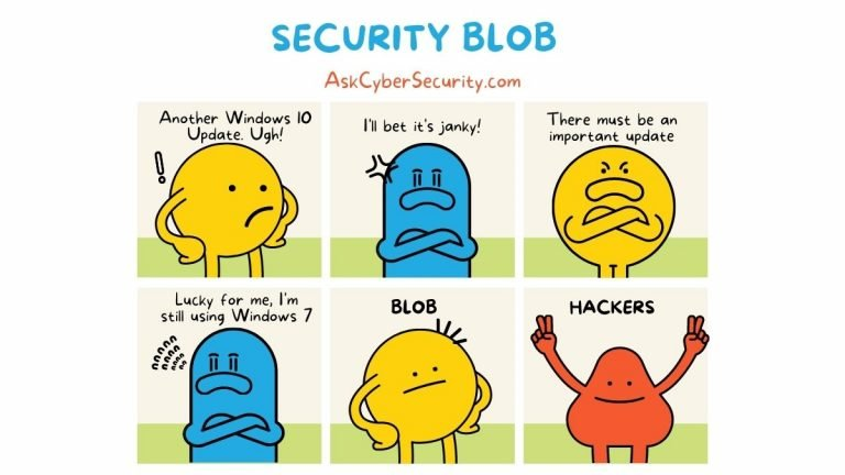 Security Blob AskCyberSecurity Cover