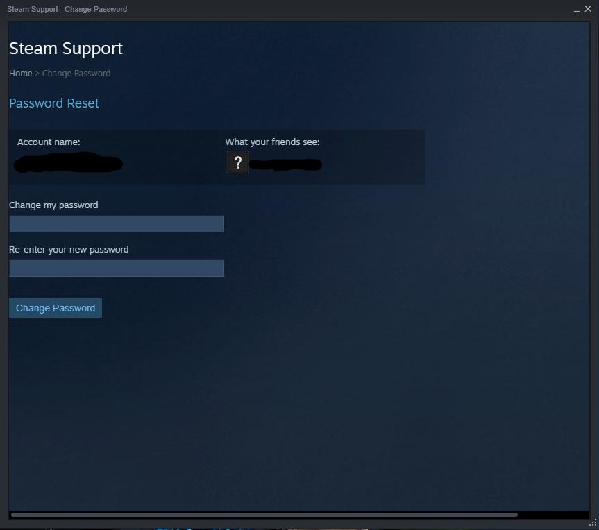 Steam Final Step