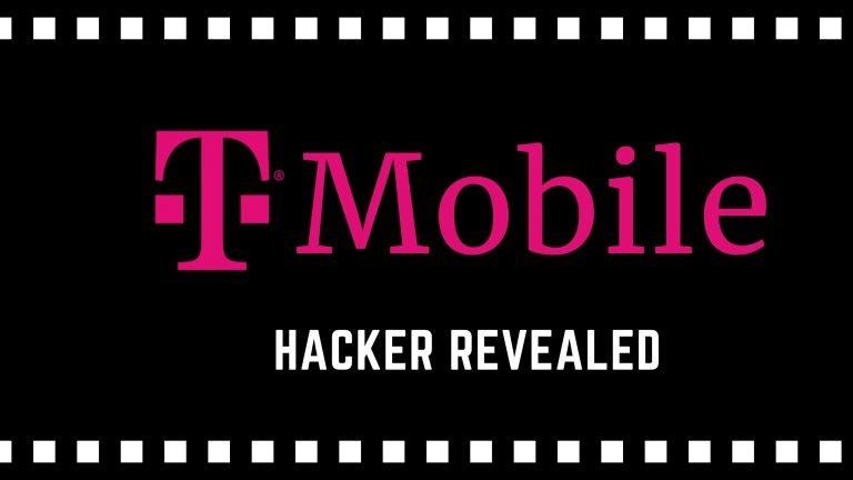 T Mobile Hacker Revealed