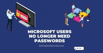 Microsoft Passwordless Login