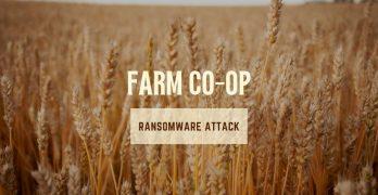 Farm COOP Ransomware Attack