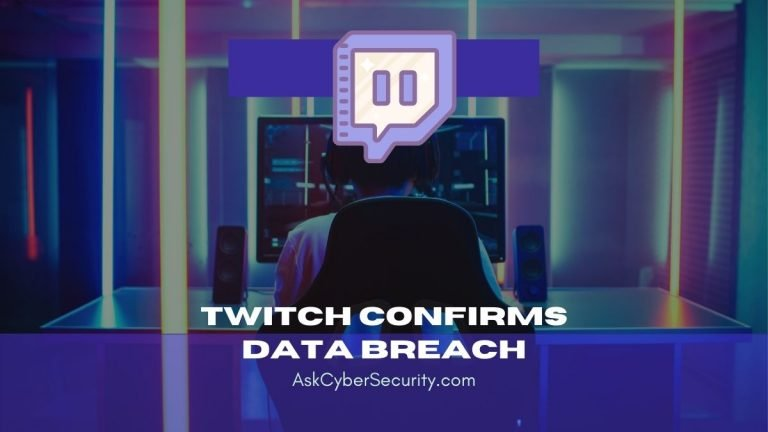 Twitch Data Breach